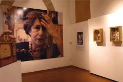 Estro Quotidiano Giosetta Fioroni - La Maya Desnuda Silvia Arfelli