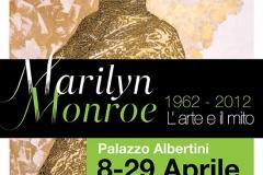 Mostra Marylin Monroe il mito - La Maya Desnuda Silvia Arfelli