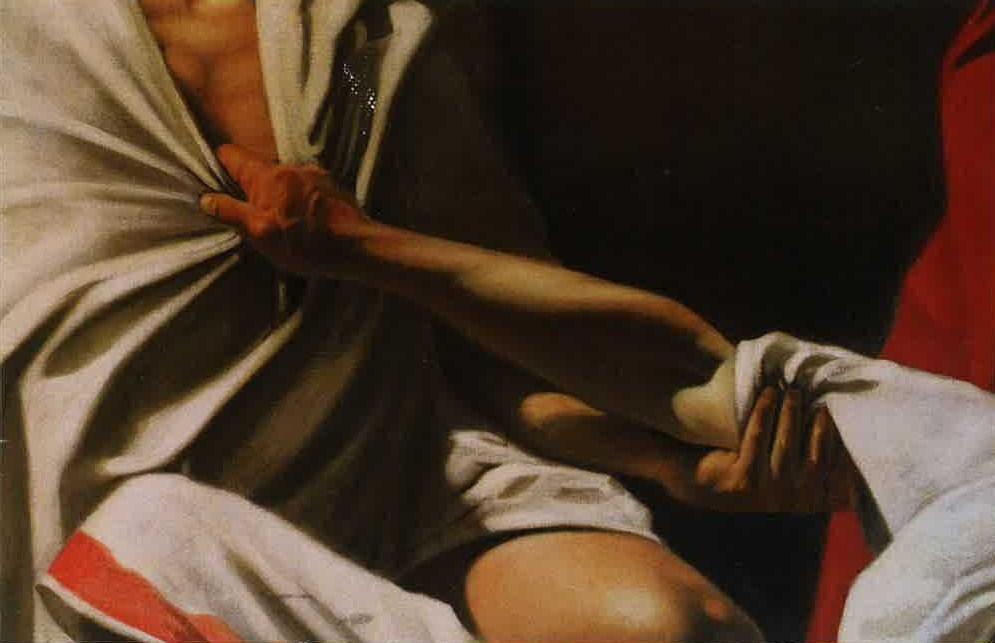 Evento Dipinto Siboni Morte di Giulio Cesare