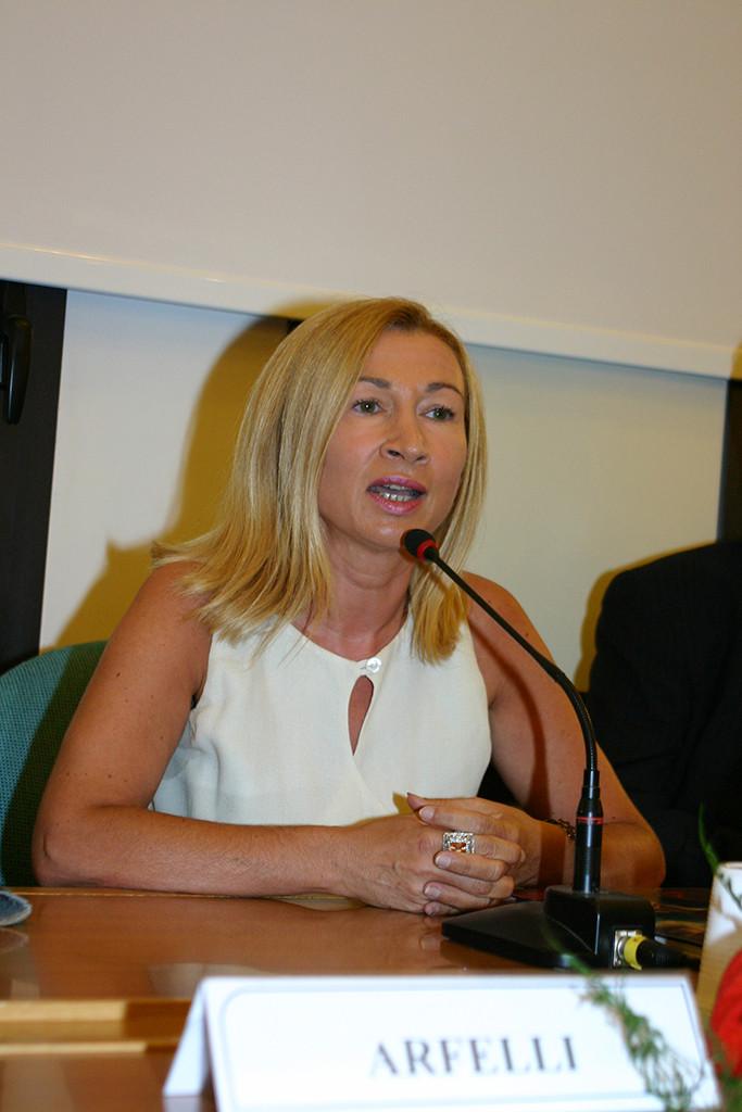 La Maya Desnuda - Silvia Arfelli